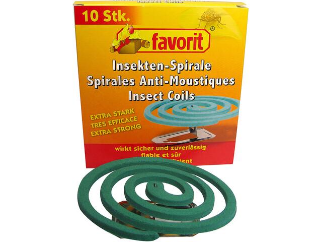 Relags Spirales anti-moustique 10 pièces